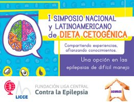 Primer simposio nacional y latinoamericano de dieta cetogénica
