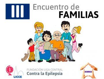 Tercer encuentro de familias. Epilepsia y otros problemas neurológicos